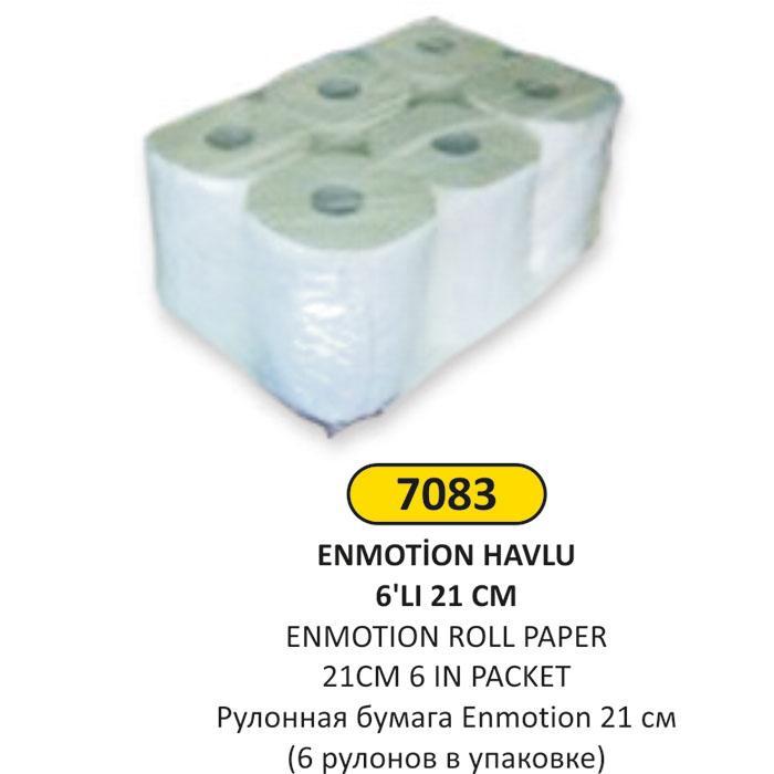 7083 EMOTION HAVLU 6'LI 21CM