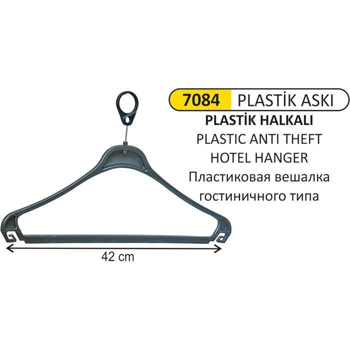 7084 PLASTİK HALKALI PLASTİK ASKI